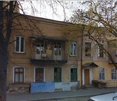 The Building Oleg found